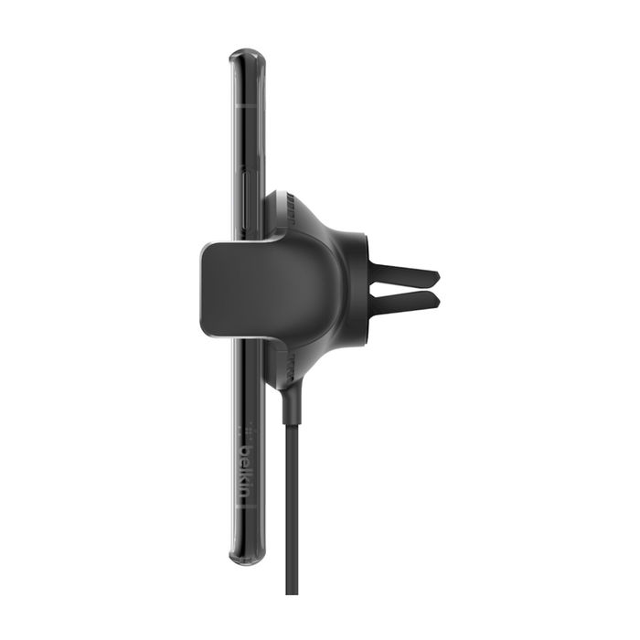 BELKIN Supporto di ricarica wireless da auto per bocchette aria BOOST UP da 10W - thumb - MediaWorld.it