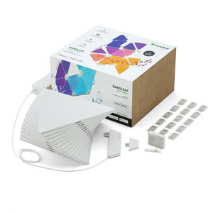 NANOLEAF AURORA RHYTHM LARGER KIT - MediaWorld.it