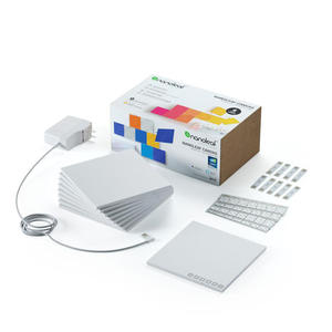 NANOLEAF CANVAS SMARTER KIT - MediaWorld.it