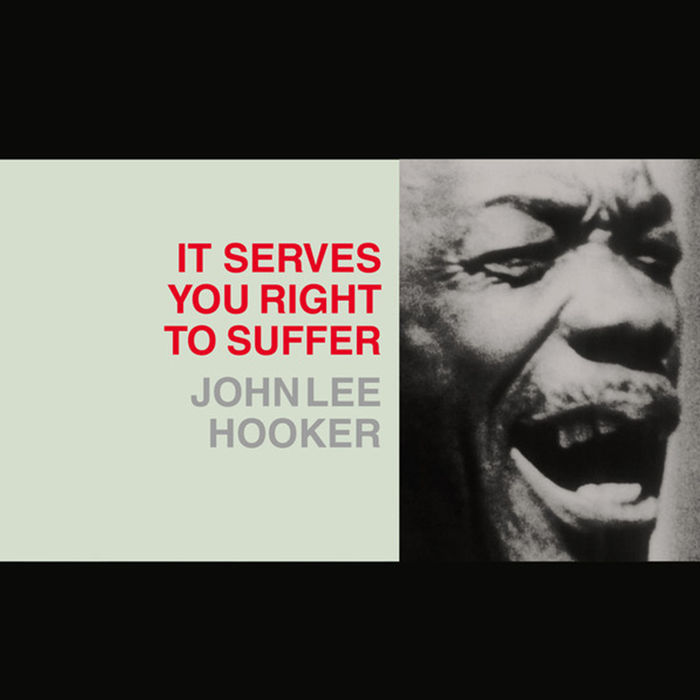 John Lee Hooker - It Serves You Right To Suffer - Vinile - thumb - MediaWorld.it
