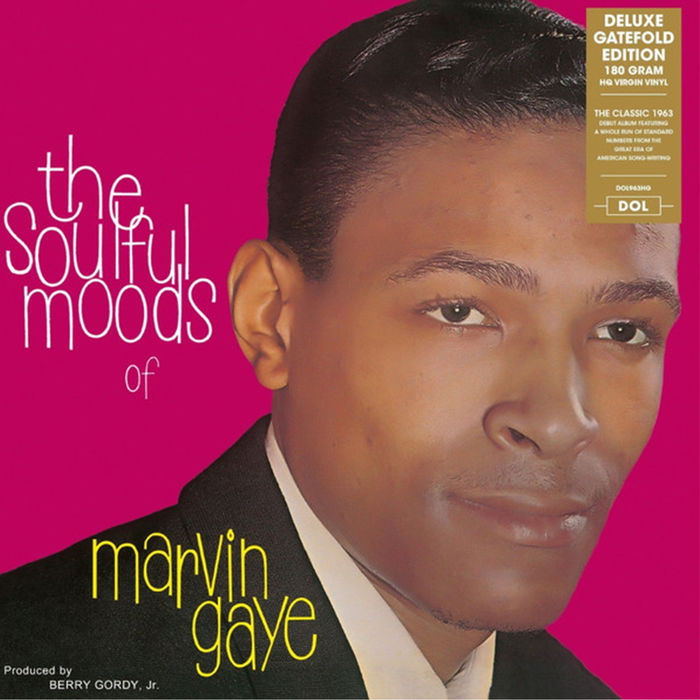 Marvin Gaye - The Soulful Moods Of Marvin Gaye - Vinile - thumb - MediaWorld.it