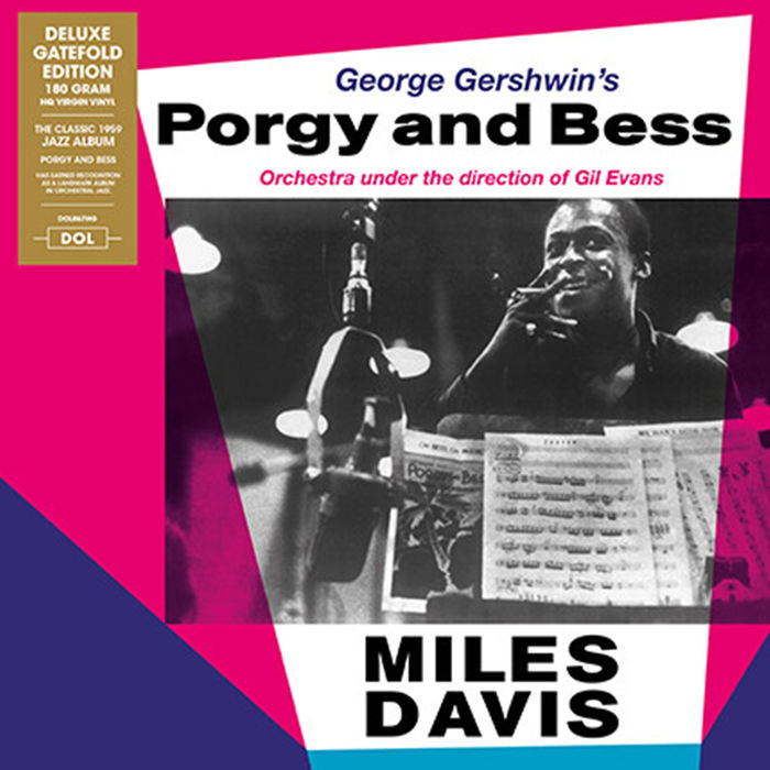 Davis Miles - Porgy And Bess - Vinile - thumb - MediaWorld.it
