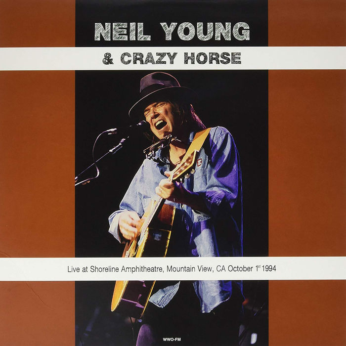 Neil Young - Live at Shoreline Amphitheatre, Mountain View, Ca October 1st, 1994 - Vinile - thumb - MediaWorld.it