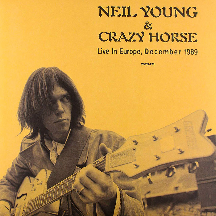 Neil Young - Live In Europe December 1989 - Vinile - thumb - MediaWorld.it