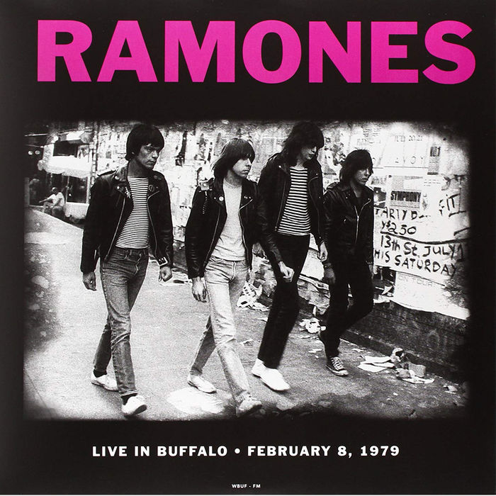 Ramones - Live in Buffalo, February 8 1979 - Vinile - thumb - MediaWorld.it
