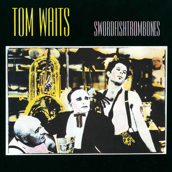 Tom Waits - Swordfishtrombones - Vinile - thumb - MediaWorld.it