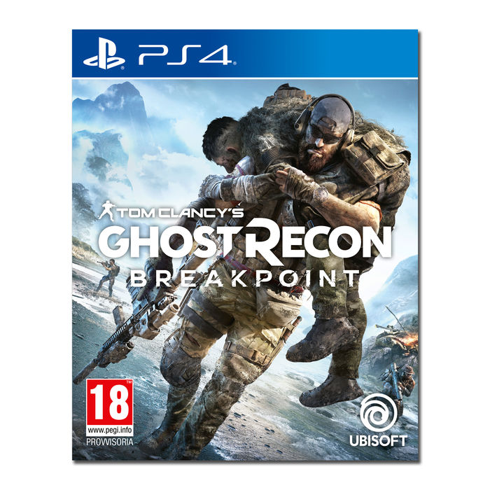 PREVENDITA Ghost Recon Breakpoint - PS4 - thumb - MediaWorld.it