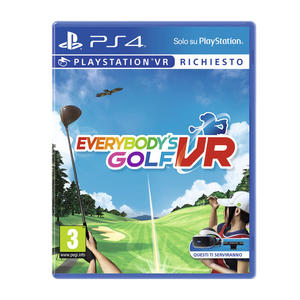 Everybody's Golf VR - PS4 - MediaWorld.it