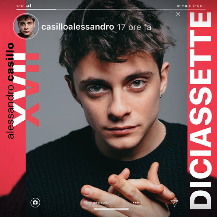 Casillo Alessandro - XVII - CD - thumb - MediaWorld.it