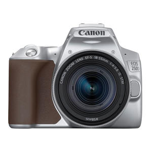 CANON EOS 250D SILVER + EF-S 18-55 IS STM SILVER - MediaWorld.it