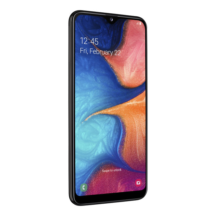 SAMSUNG Galaxy A20e Black Vodafone - thumb - MediaWorld.it