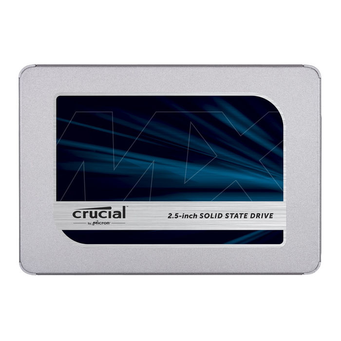 CRUCIAL SSD CRUCIAL 500GB SATA - thumb - MediaWorld.it