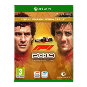F1 2019 Legend Edition: Senna e Prost - XBOX ONE - MediaWorld.it