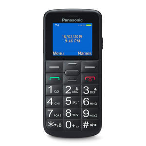 PANASONIC Kx-Tu110exb NERO - thumb - MediaWorld.it